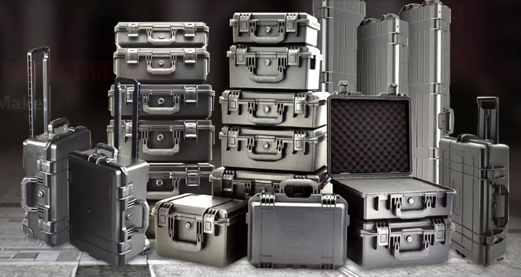 PROTECT YOUR EQIPMENTS WITH OUR HARD CARRY CASES